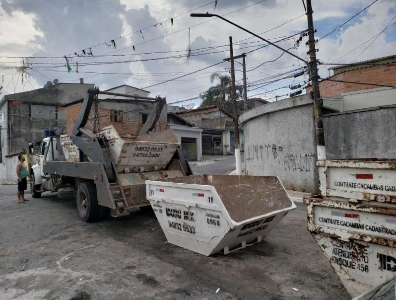 Busco por Caçamba de Lixo Reciclável Campo Grande - Caçamba de Lixo Reciclável