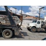 busco por caminhão para caçamba de lixo Aeroporto