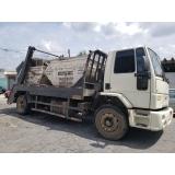 preço de caçamba de lixo Vila Mariana