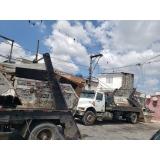 preço de caçamba para entulho grande Ibirapuera