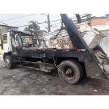 preço de caçamba resíduos Campo Grande